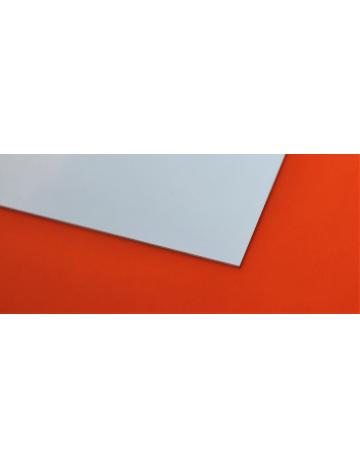 Tvrzené PVC bílé, 3mm  (200x100cm)