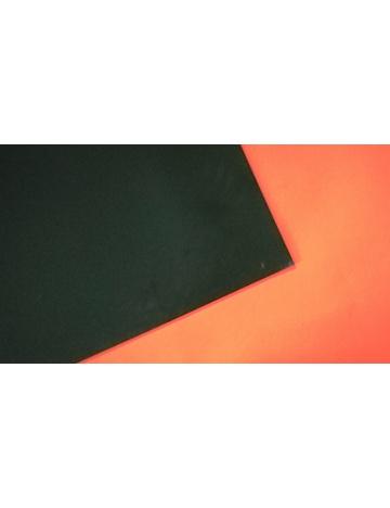 Sendvičová deska tmavě zelená / bílá, 3mm (200 x 100cm)