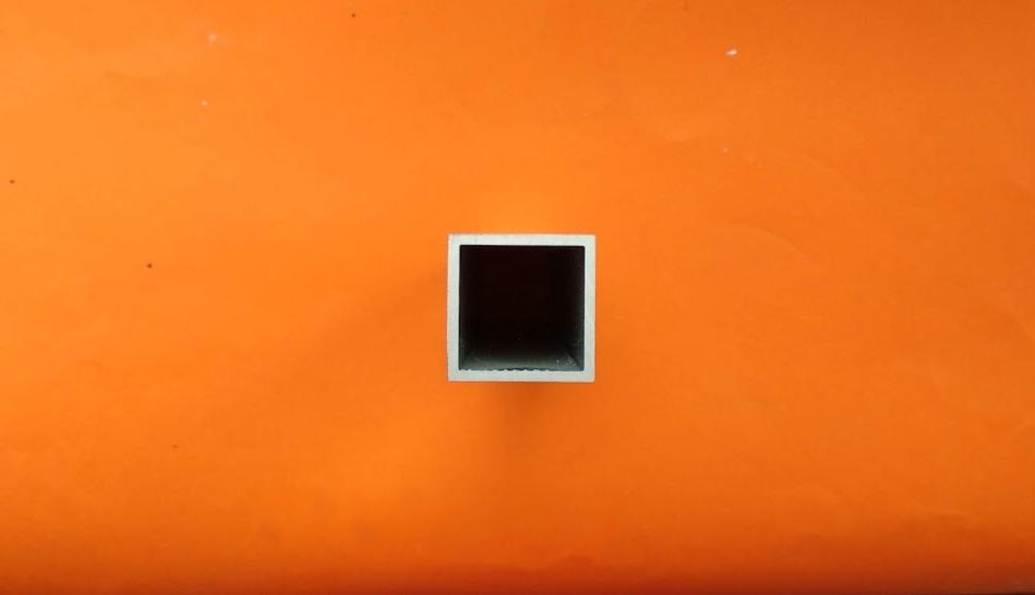 Hliníkový profil (HJ20  tmavohnedý elox.)