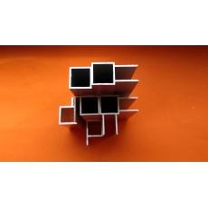 Hliníkový profil 20x20x1,5mm