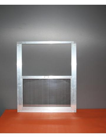 Výletové okno 60x46cm - 10mm
