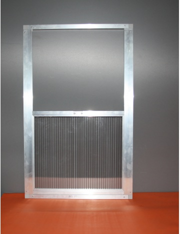 Výletové okno 80 x 40cm - 16mm