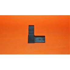 Plastové spojky pro profil 20x20, černé