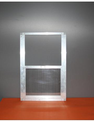 Výletové okno  60x40cm - 10mm