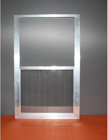 Výletové okno 80x50cm - 10mm