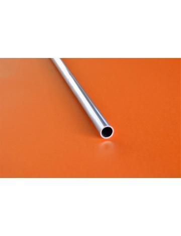 Hliníkový profil kulatý, dutá tyč (HT12)