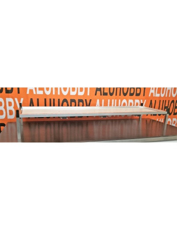 Rack Aluhobby K2/1 - jedno patro