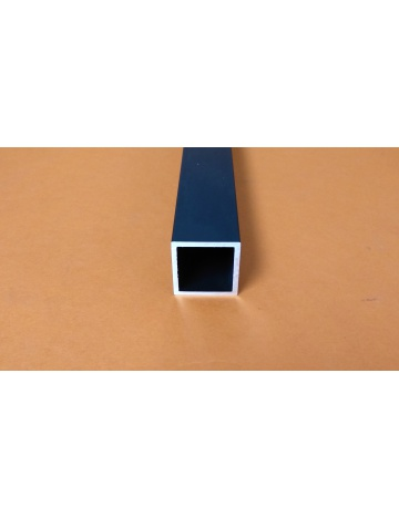 Hliníkový profil (HJ25TK černý elox.)