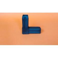 Plastové spojky pro profil 30x30HČ, černé