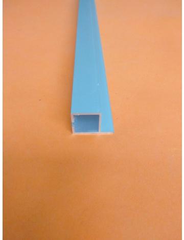 Hliníkový profil HJ20K1 elox. s boční drážkou