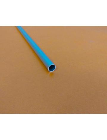 Hliníkový profil kulatý, dutá tyč (HT14 elox.)