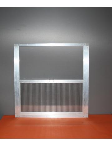 Výletové okno 60x60cm - 10mm