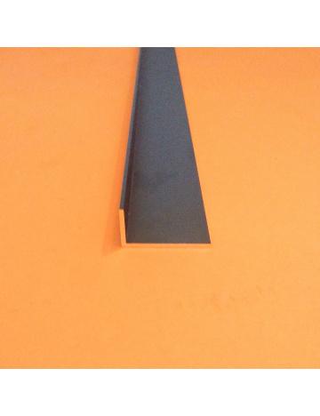 Hliníkový profil L (HL42 černý elox.)