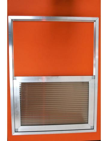 Výletové okno  80x60cm - 16mm