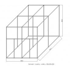 Voliéry stavebnice
