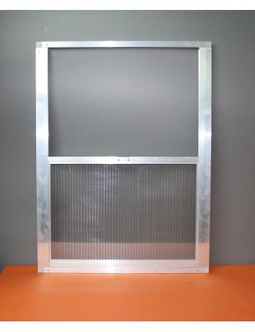 Výletové okno  80x60cm - 10mm
