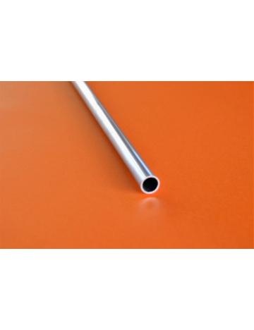 Hliníkový profil kulatý, dutá tyč (HT8)