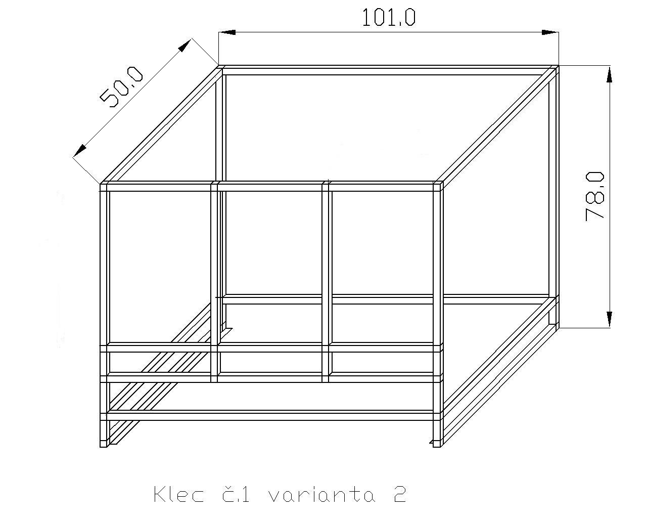 Klietka KK02